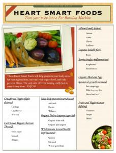 Heart Smart Foods